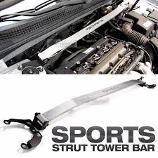 nissan almera ultra racing bar aluminum silver strut tower brace bar upper for kia 2011 2014 2015