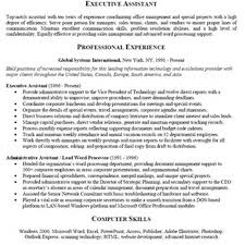 Examples Of Administrative Assistant Resumes 100 Restaurant Administrative Assistant Resume Restaurant