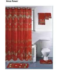 Christmas Bath Rug Set by Fun Christmas Bathroom Decor Sets Christmas Bathroom Decor Sets