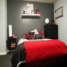 red bedroom for boys guest bedroom decorating ideas