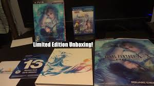 final fantasy 10 2 strategy guide final fantasy x x 2 hd remaster limited edition for playstation 3