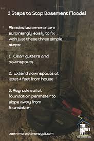 expert roofing and basement waterproofing basement waterproofing tips the money pit