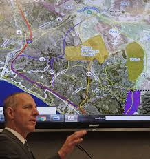 Pennsylvania Toll Road Map by San Clemente Set To Battle Toll Road Options U2013 Orange County Register