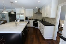 transitional style design build kitchen remodel in laguna niguel