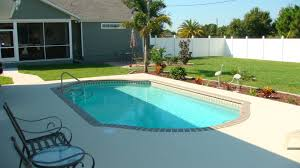 Islander Pool And Patio by Pebbles Around Pool Coming Loose How To Repair Port Charlotte