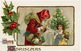 watch an old fashioned thanksgiving online free victorian christmas postcard vintage santa clip art old