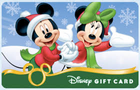 vacation gift cards going to disney got kids get em gift cards disney s