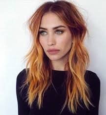 filipina artist with copper brown hair color 25 smoking red hair color ideas anyone can rock