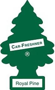 12 pack car freshner 10101 trees air freshener