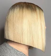 angled bob hair style for the 25 best blonde angled bob ideas on pinterest long graduated