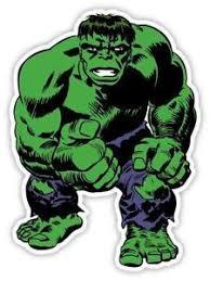 hulk decal ebay