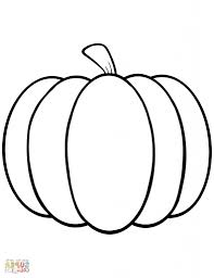 simple pumpkin drawing pumpkin drawing clipart best drawing art