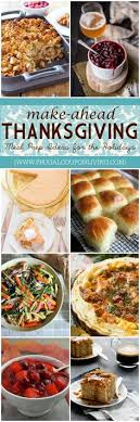 14 make ahead thanksgiving side dishes thanksgiving dishes and