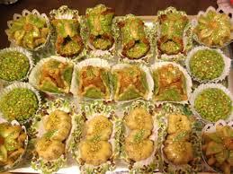 cuisine tunisienne par nabila gâteaux algériens de ma copine nabila miam miam