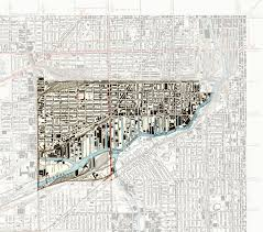 Chicago Neighborhood Map Poster by My Neighborhood Pilsen Wttw Chicago Public Media Television