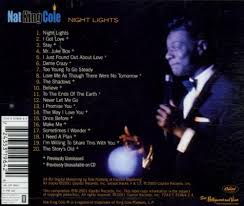 lights out nat king cole review nat king cole night lights amazon com music