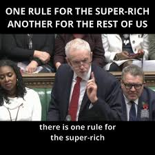 one rule jeremy corbyn on twitter