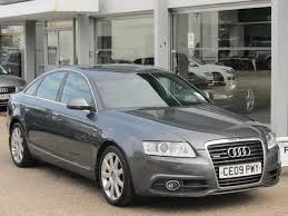 audi a6 2009 for sale used audi a6 2009 model 3 0 tdi quattro s diesel saloon grey for