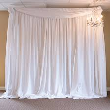 wedding backdrop rentals all events event party and wedding rentals ohio drape backdrop