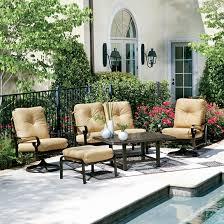 Woodard Cortland Cushion Patio Furniture Woodard Belden Cushion Patio Lounge Set Wd Belden Set2