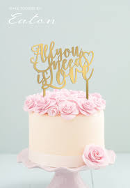 all you need is cake topper wedding cake toppers archives eaton wedding stationery