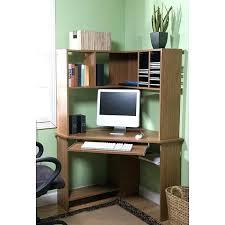 Corner Hutch Computer Desk Hutch Computer Desk Shaker Style Computer Desk With Hutch