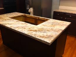 revitalize your kitchen with faux finish granite counter tops in