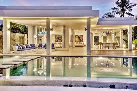 design villa ocean beachfront luxury design villa lovina villas for rent in