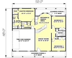 house plans 1500 square southern style house plans plan 49 118