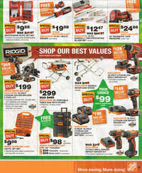 home depot store hours black friday home depot black friday 2015 ad scan