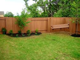 furniture handsome best backyard fence ideas design lover