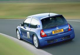 renault sport car the supercar of hatches renault clio renaultsport v6
