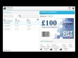 gift card system gift cards tillpoint pos free point of sale system