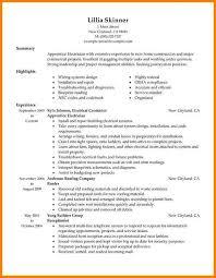 electrician resume exles electrician resume exle electrician cv sle the electrician