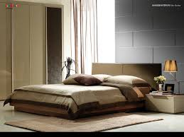 furniture modern minimalist natural bedroom interior design ideas