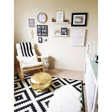 Nursery Decor Cape Town by Baby Noah U0027s Black And White And Gold And Mint Nursery Gender