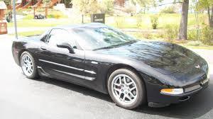 2002 zo6 corvette 2002 corvette coupe for sale california 2002 zo6 black on black