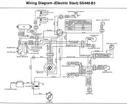 Kawasaki Invader Snowmobile Wiring Diagrams