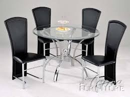 Black And White Dining Room Sets Dining Room And Dinette Super Center