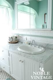 cottage vintage bathroom noble vintage