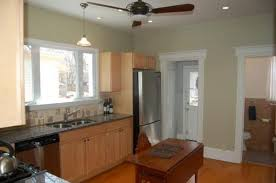 Kitchen Wall Colors With Maple Cabinets Charming Kitchen Wall Colors With Light Maple Cabinets And Black