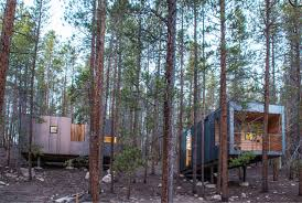 gallery of cobs year round micro cabins colorado building
