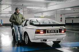 porsche 944 olivier and his porsche 944 rothmans a limited edition n 036 of