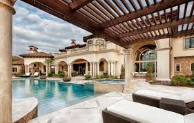 Mansion Design Miami Luxury Homes U0026 Mansions Back Yard Luxury Backyard Living