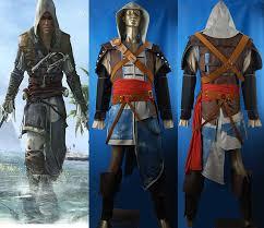 Robecca Steam Halloween Costume Assassin U0027s Creed 4 Iv Black Flag Edward Kenway Cosplay Costume