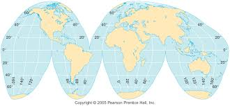 World Map With Longitude And Latitude Degrees by Supplemental Lecture Materials
