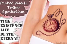 what does flower tattoos really mean ideas for a stunning pocket watch tattoo design and its meaning