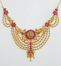 golden necklace designs images Necklaces bhima jewellers jpg