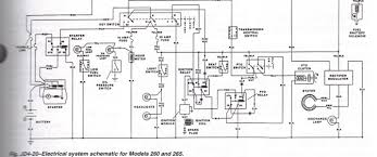ignition wiring diagram deere 265 ignition wiring diagrams