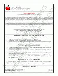 basic teacher resumes 29 free word pdf documents download staar